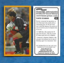 England David Seaman Arsenal 10 (TBWH)